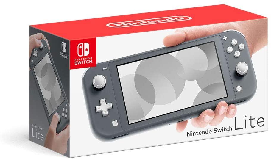 Nintendo Switch Lite Grijs