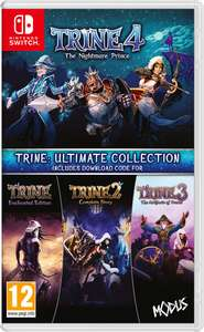 [Digitaal] Trine Ultimate Collection (Switch)