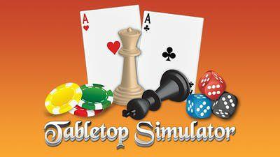 Tabletop simulator 50% korting bij fanatical