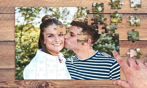 Jouw foto op puzzel
