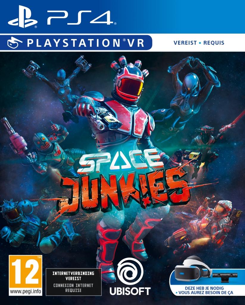 Space Junkies PS4 PSVR