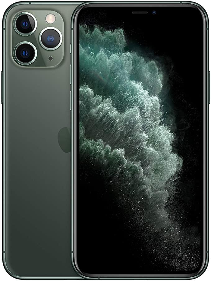 Iphone 11 pro 64GB groen (voorraad), goud en grijs (geen voorraad) amazon.de