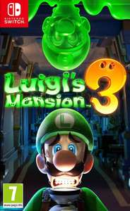 Luigi's Mansion 3 voor Nintendo Switch @ amazon.nl