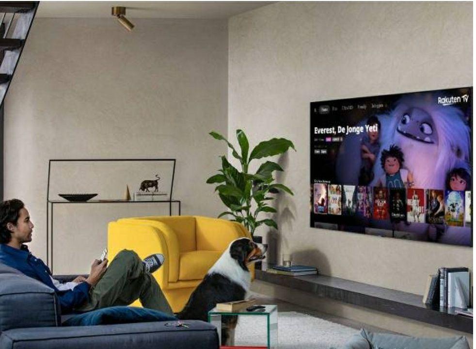1 gratis film met Rakuten TV voor Samsung members