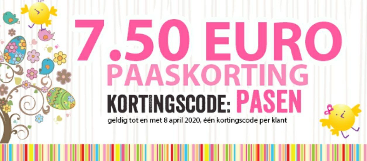 [Parfumoutlet.nl] €7.50 korting op de bestelling met code PASEN