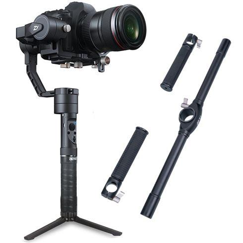 Zhiyun Crane Plus Gimbal + Dual Handheld Grip t.w.v. €129,99