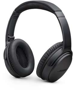 Bose QuietComfort 35 II (Zwart en Zilver) @Amazon.de