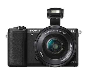 Sony Alpha A5100 + 16-50mm + 55-210mm voor €545,45 @ Amazon.fr