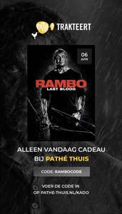 Gratis 'Rambo: Last Blood' - Film 1/23 - Pathé Trakteert