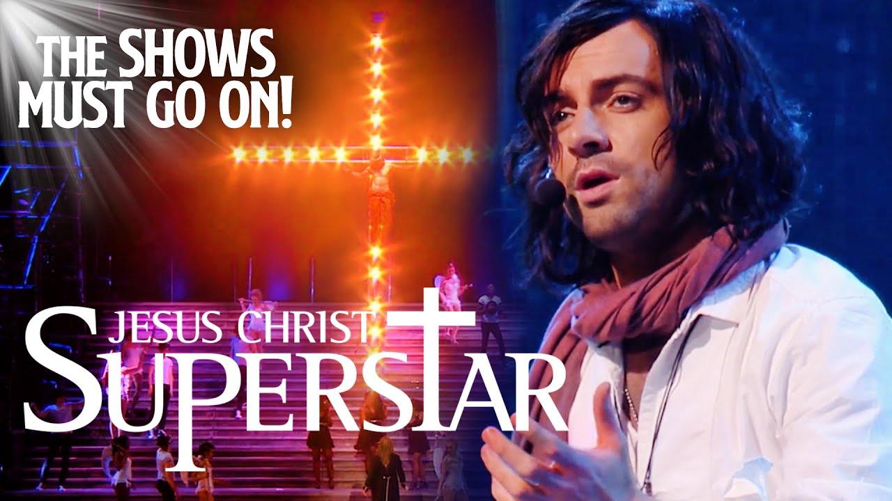 Vrijdag 20:00 - zondag 20:00: Andrew Lloyd Webber's Musical Jesus Christ Superstar (Engels) op YouTube