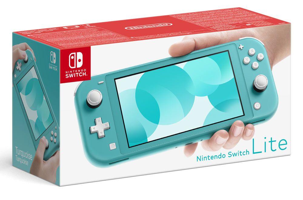 Nintendo Switch Lite aanbieding Amazon