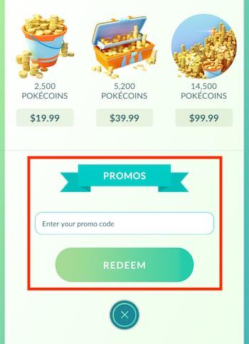 Pokémon go gratis vier golden razz berry's en 4 silver pinap berries en 8pokeballs