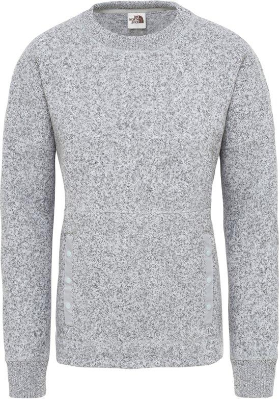 The North Face Women's Crescent Sweater Dames - Twee kleuren, verschillende maten [Bol.com]