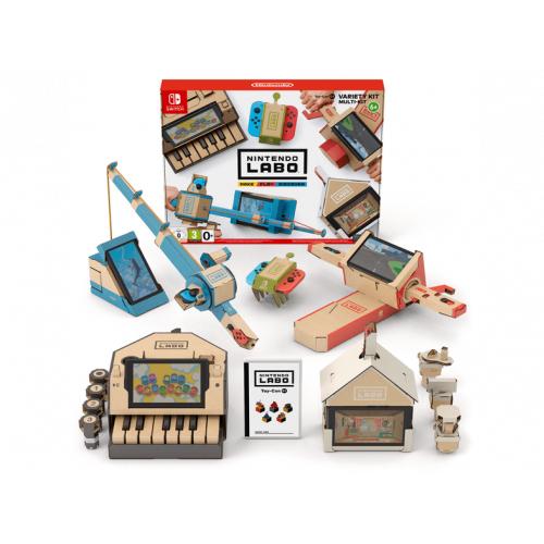 Nintendo Switch - Labo Mixpakket Toy-Con 01