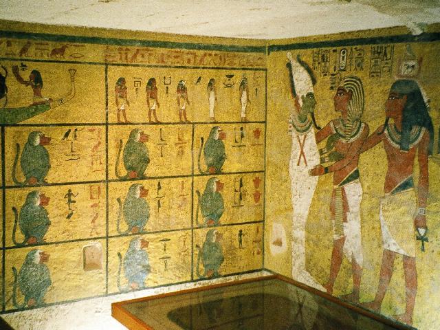 Cultuur: Egypte deelt virtuele tour van de graven van de Farao's