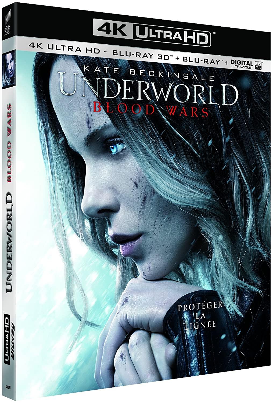 Underworld : Blood Wars (4K - Blu-Ray)