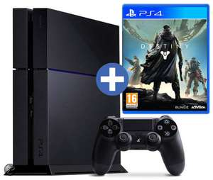Playstation 4 + Destiny + 30 dagen PS Plus voor €399 @ Bol.com