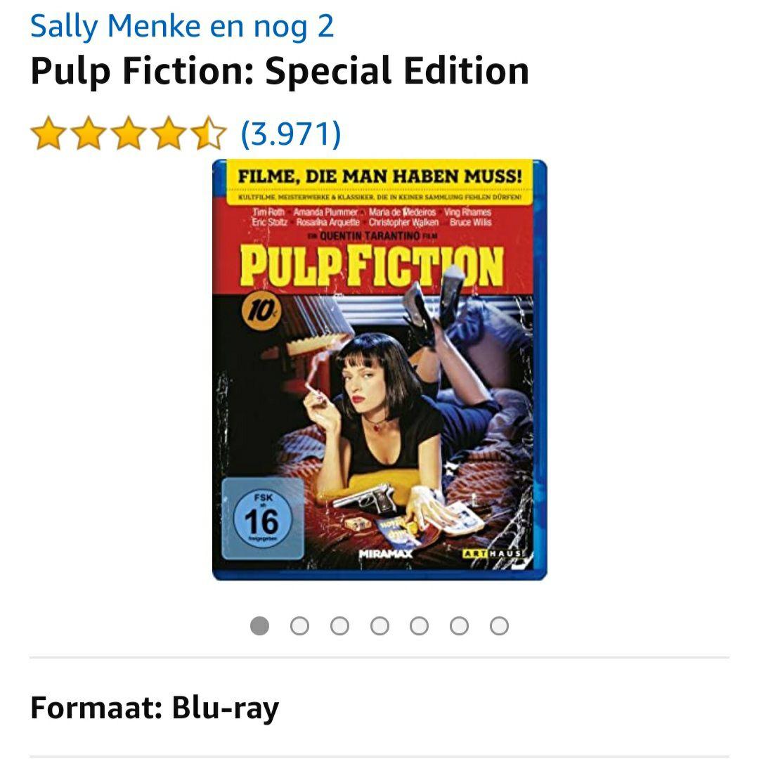 Pulp Fiction - Blu-ray