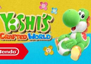 Yoshi's Crafted World US voor Nintendo Switch