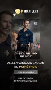 Gratis 'Disturbing the Peace' - Film 3/23 - Pathé Trakteert