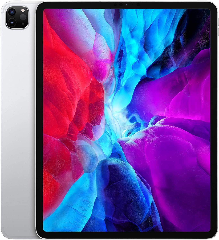 "Apple iPad Pro (2020) 12.9"" Wi-Fi + Cellular 256GB Zilver"