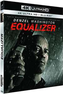 The equalizer - 4k + blu-ray