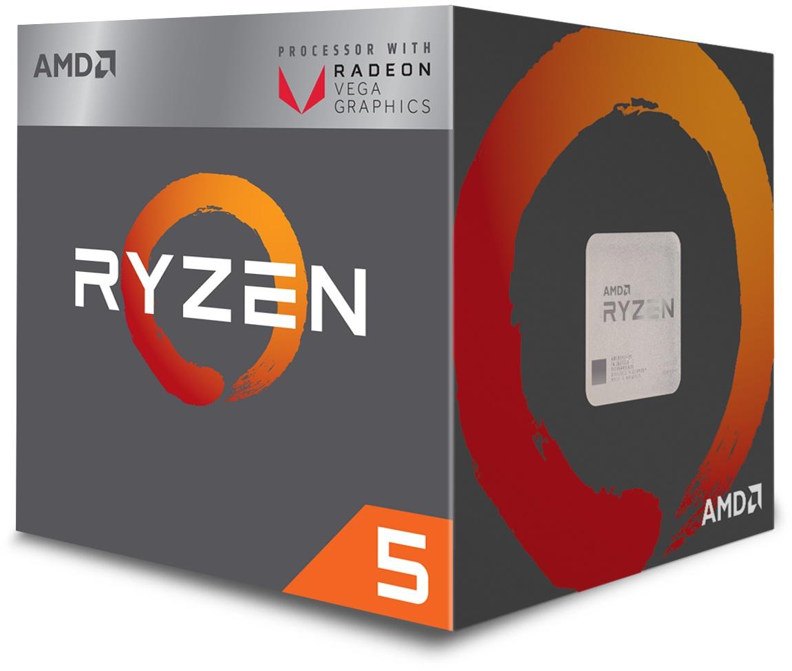 Ryzen 2400G CPU met iGP Videokaart met 30 euro korting. @ SiComputers