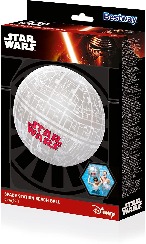 Best Way Star Wars Ruimtestation Strandbal voor €1,09 @ Amazon NL