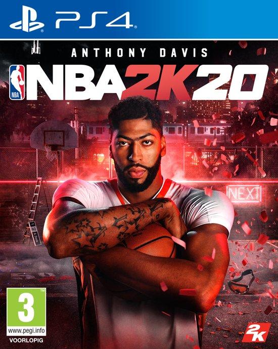NBA 2K 2020 (PS4) voor de @ bol.com voor 20,99