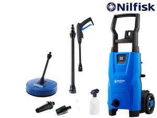 Nilfisk C110.7-5 PC Xtra Hogedrukreiniger met Patio Cleaner @ iBOOD