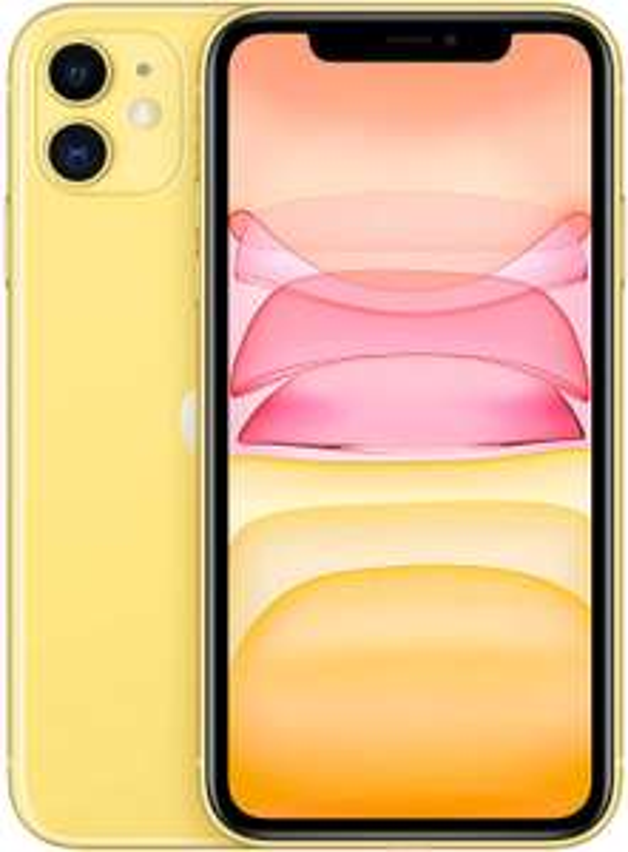 Iphone 11 256GB geel