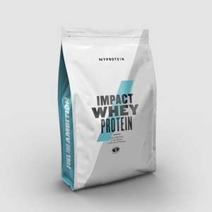 Impact Whey Protein special offer (1000g) @ Bodylab