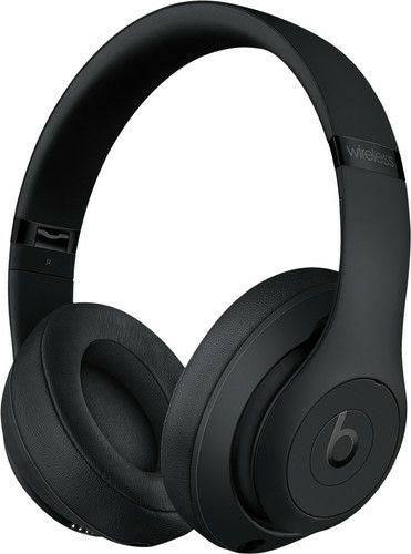 Beats Studio 3 (zwart) wireless koptelefoon