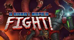 "Gratis game ""A Robot Named Fight"" Nintendo Switch (1000 NA codes)"