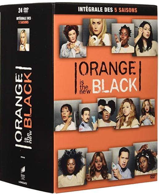 Orange is the New Black seizoen 1-5 (DVD) - €15,58 @ Amazon.nl
