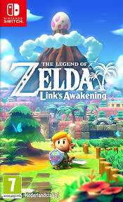LOZ: Link's Awakening @ Amazon NL