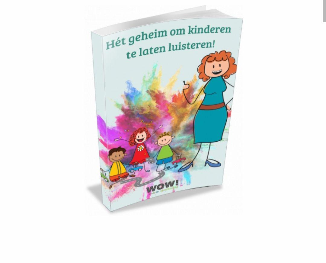 Direct Link Gratis e-book het geheim om kinderen te laten luisteren