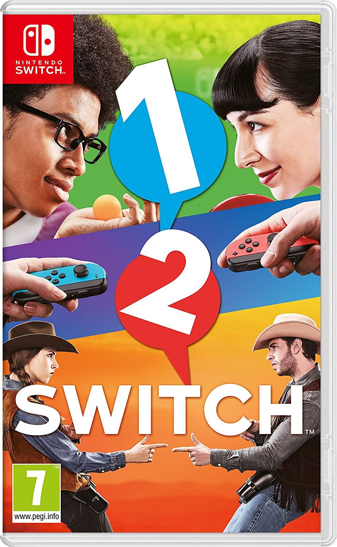 1-2 Switch voor Nintendo Switch