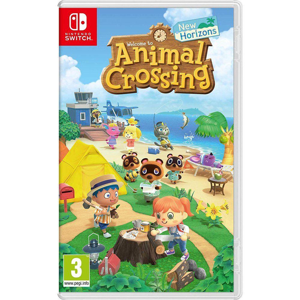 Animal Crossing New Horizons - Fysiek - Engelse Editie