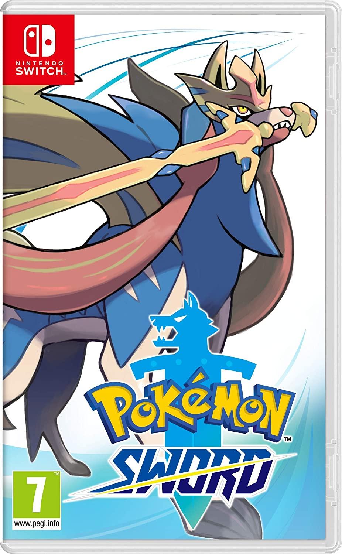 Pokemon Sword - Nintendo Switch @amazon.nl
