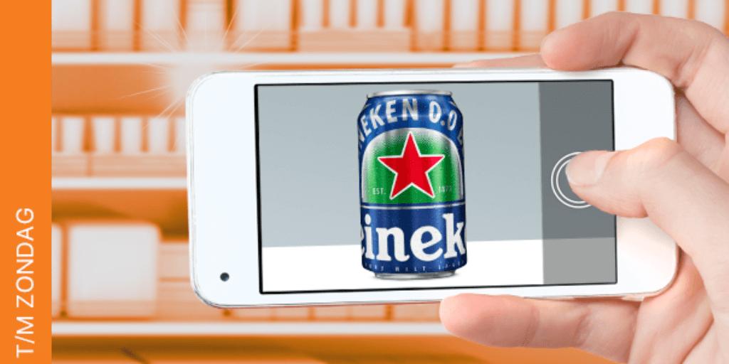 Check jouw winkel op Heineken & verdien €1,50