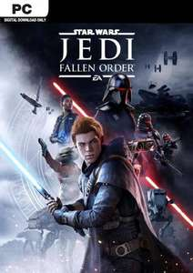[Origin] Star Wars Jedi: Fallen Order (PC) - €26.39 @ CDKeys