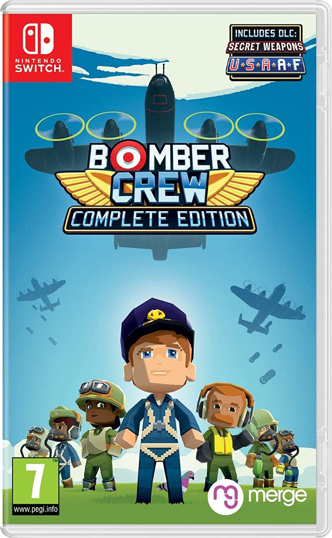 Bomber crew voor Nintendo switch