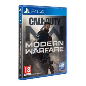 Call of Duty: Modern Warfare PS4 en Xbox One