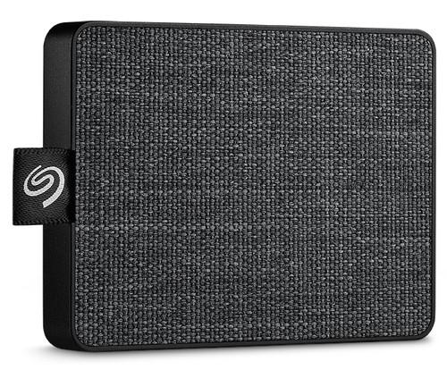 Seagate One Touch SSD 500GB Zwart