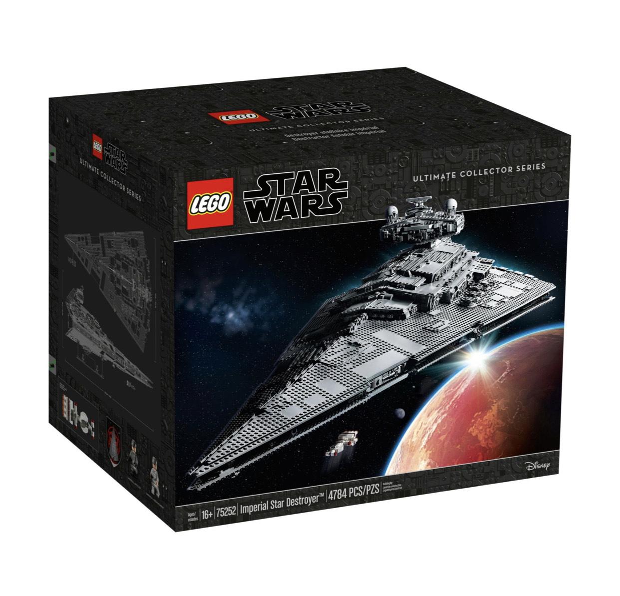 LEGO Star Wars Imperial Star Destroyer 75252