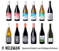 € 10,- korting op betere wijn van Neleman