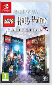 (Nintendo Switch) Lego Harry Potter Years 1-4/Harry 5-7