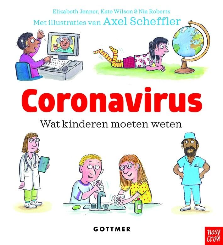 """Gratis e-book: """"Coronavirus: Wat kinderen moeten weten"""" (voor 5-10 jaar)"""