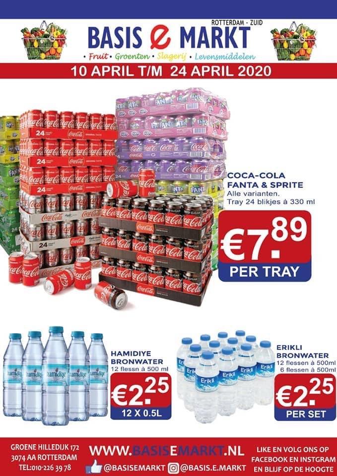 Coca Cola, Fanta & Sprite actie?